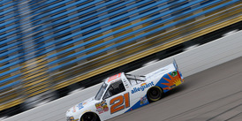 JOEY COULTER EARNS FOURTH-PLACE FINISH AT IOWA SPEEDWAY