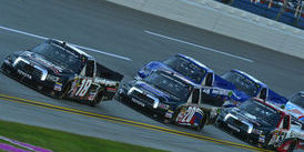 """DIRTY DANCING"" LEADS COULTER TO A 27TH-PLACE FINISH IN DEGA"