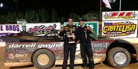 Coulter Wins at 311 Speedway