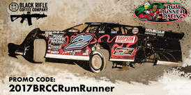 Black Rifle Coffee Company Partners with Joey Coulter and Rum Runner Racing In 2017